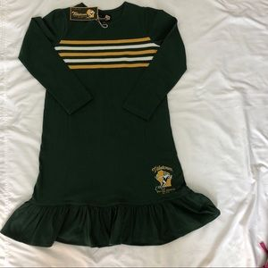 Lands' End Titletown Green Bay Packers Dress Wisco